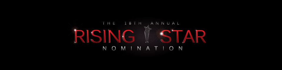 Rising Star 2015 Nomination
